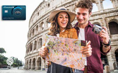 Viajes, boletos de avión y promociones: Tarjeta Citi Rewards