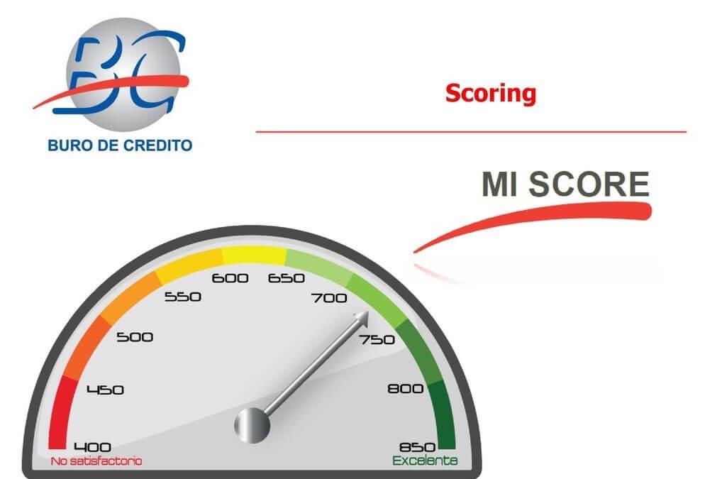 Score En El Buro De Credito En Que Consiste Yihaaa