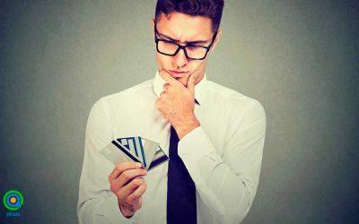 ¿Demasiadas tarjetas de crédito?