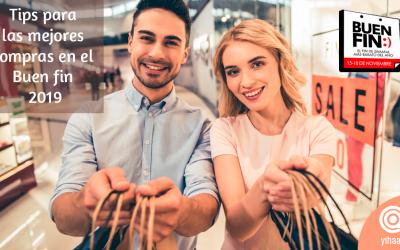 Tips para las mejores compras en el Buen fin 2019