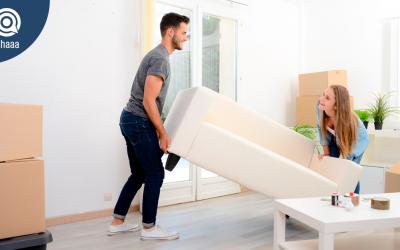 Organiza tu casa antes de comprar muebles nuevos