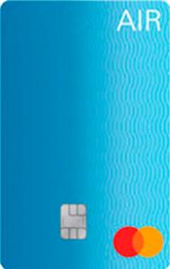 Tarjeta de crédito AIR
